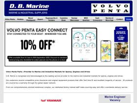 dbmarine.co.uk
