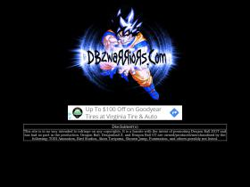 dbzwarriors.com