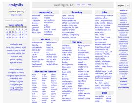 What Websites Are Similar To Craigslist