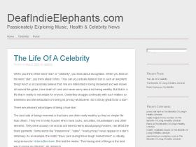 deafindieelephants.com
