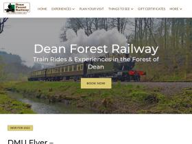 deanforestrailway.co.uk
