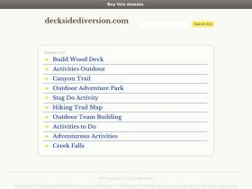 decksidediversion.com