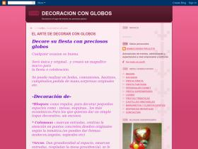 decoraciondeglobos.blogspot.mx
