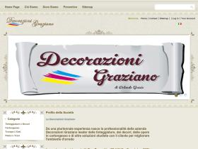decorazionigraziano.it