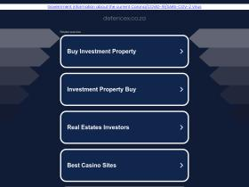 defencex.co.za