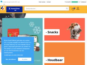 degraafpetfood.nl