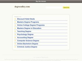 degreealley.com