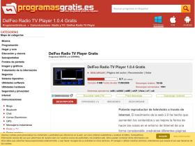 delfeo-radio-tv-player.programasgratis.es
