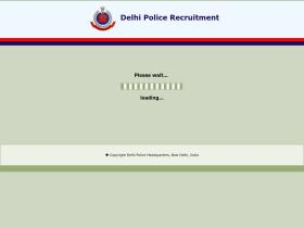 delhipolicerecruitment.nic.in