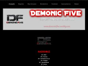 demonicfive.weebly.com
