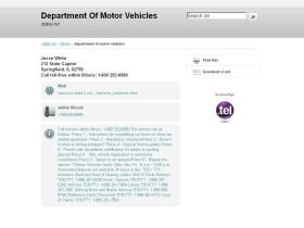 department-of-motor-vehicles.illinois.states.tel