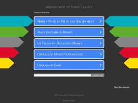 department-of-treasury.com