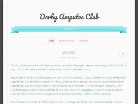 derbyamputeeclub.org.uk
