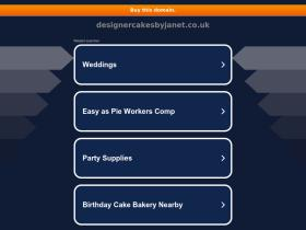 designercakesbyjanet.co.uk