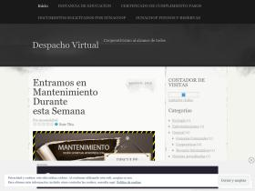 despachovirtual.wordpress.com