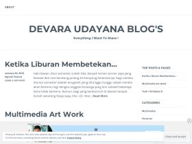 devaraudayana.wordpress.com