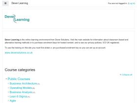 deverlearning.co.uk
