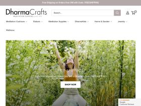 dharmacrafts.com