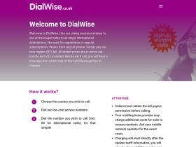 dialwise.co.uk