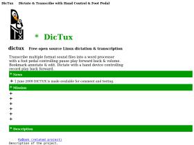 dictux.sourceforge.net