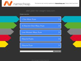 diet-plan-for-weight-loss.com