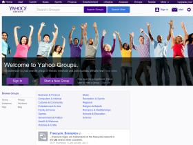 dir.groups.yahoo.com
