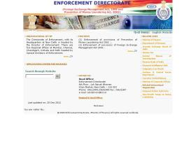 directorateofenforcement.gov.in