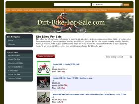 dirt-bike-for-sale.com