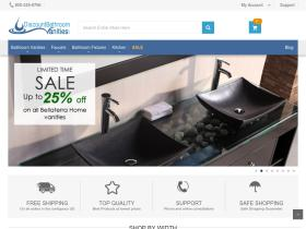 discountbathroomvanities.com