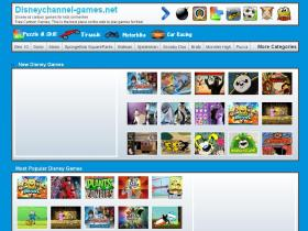 disneychannel-games.net