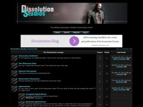 dissolutionstudios.forumotion.co.uk