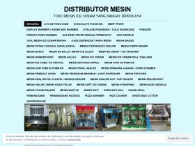 distributormesin.wordpress.com
