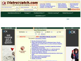 distrowatch.com