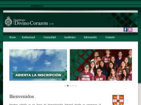 divinocorazon.edu.ar