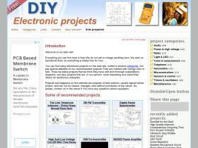 diy-electronic-projects.com
