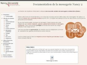 doc-messagerie.univ-nancy2.fr