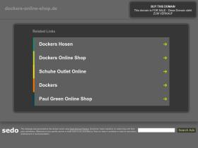 dockers-online-shop.de