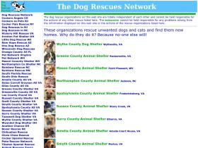 dogrescues.org