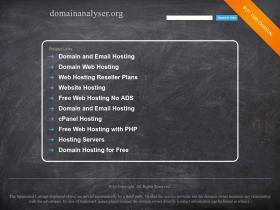 domainanalyser.org