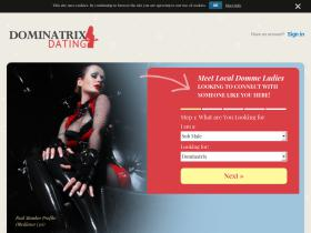 dominatrixdating.com