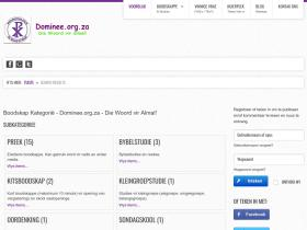 dominee.co.za