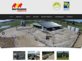donchapmanbuilders.co.nz