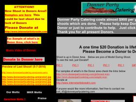 donnerpartycatering.com