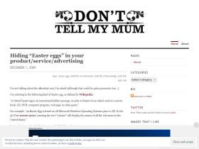 donttellmymum.wordpress.com