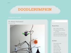 doodlebumpkin.wordpress.com
