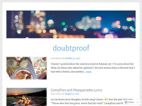 doubtproof.wordpress.com