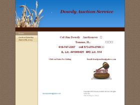 dowdyauction.com