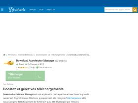 download-accelerator-manager.softonic.fr