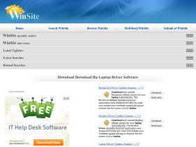 download-hp-laptop-driver.winsite.com