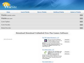 download-unlimited-free-psp-games.winsite.com